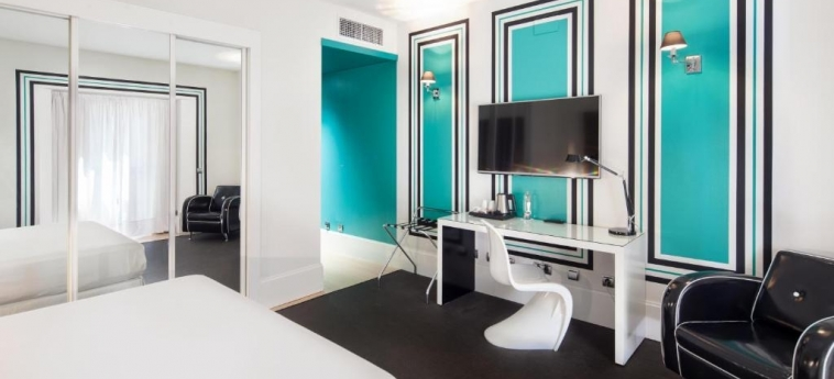Mariposa Hotel Malaga: Doppelzimmer  MALAGA - COSTA DEL SOL