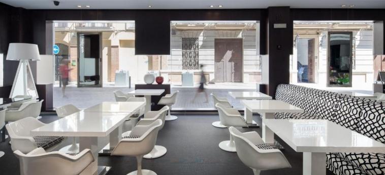 Mariposa Hotel Malaga: Frühstücksraum MALAGA - COSTA DEL SOL