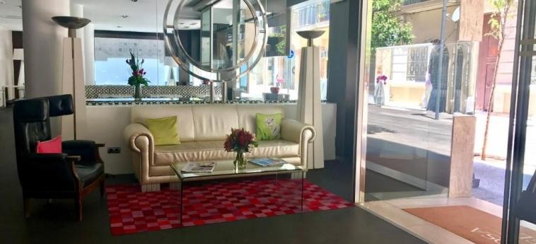 Mariposa Hotel Malaga: Hotelhalle MALAGA - COSTA DEL SOL