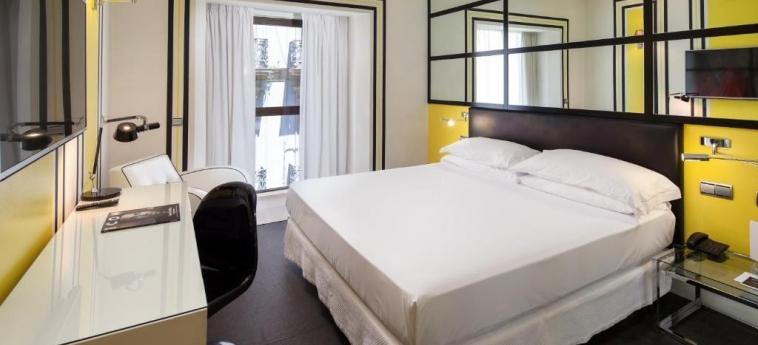 Mariposa Hotel Malaga: Schlafzimmer MALAGA - COSTA DEL SOL
