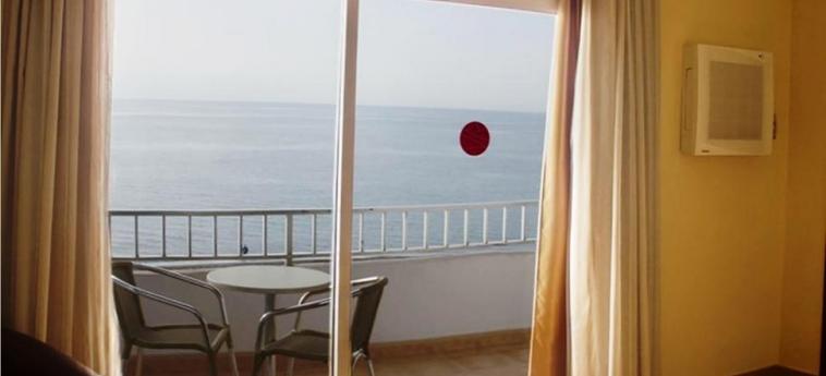 Hotel Rincon Sol: Balcone MALAGA - COSTA DEL SOL