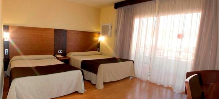 Hotel Rincon Sol: Chambre jumeau MALAGA - COSTA DEL SOL
