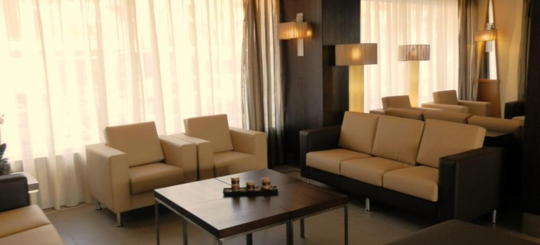 Hotel Rincon Sol: Lobby MALAGA - COSTA DEL SOL
