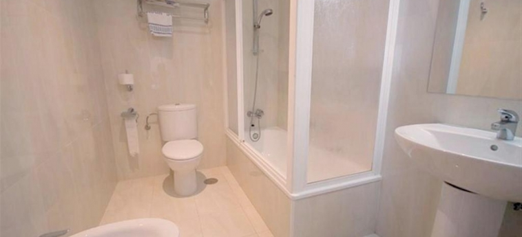 Hotel Rincon Sol: Badezimmer MALAGA - COSTA DEL SOL