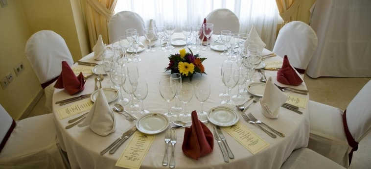 Hotel Rincon Sol: Bankettsaal MALAGA - COSTA DEL SOL