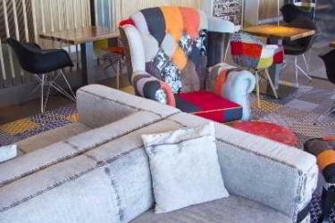 Hotel La Chancla: Lobby MALAGA - COSTA DEL SOL