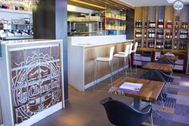 Hotel La Chancla: Restaurant MALAGA - COSTA DEL SOL