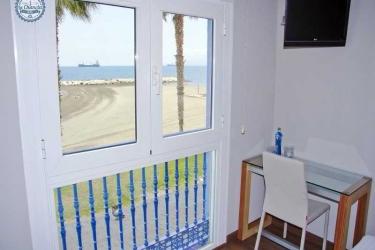 Hotel La Chancla: Schlafzimmer MALAGA - COSTA DEL SOL