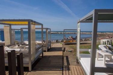 Hotel La Chancla: Strand MALAGA - COSTA DEL SOL