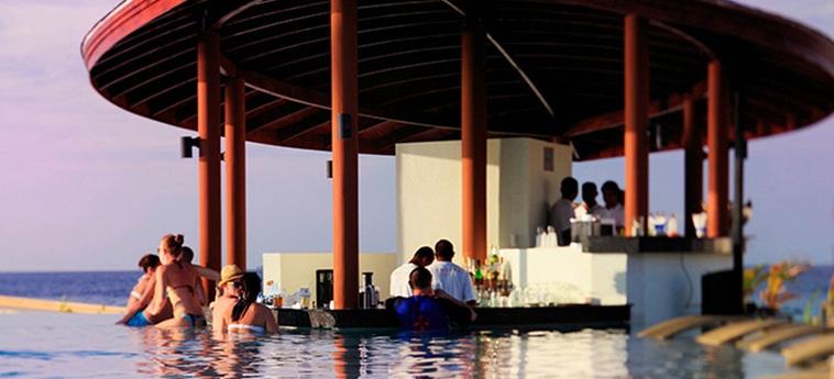 Hotel Centara Ras Fushi Resort & Spa Maldives: Bar MALDIVAS