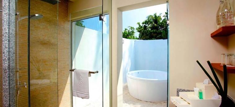 Hotel Centara Ras Fushi Resort & Spa Maldives: Cuarto de Baño MALDIVAS