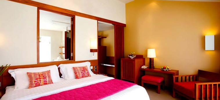 Hotel Centara Ras Fushi Resort & Spa Maldives: Habitaciòn Doble MALDIVAS