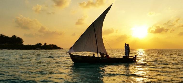 Dhiffushi White Sand Beach Hotel: Apartamento Minerva MALDIVAS