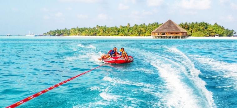 Dhiffushi White Sand Beach Hotel: Detalle MALDIVAS
