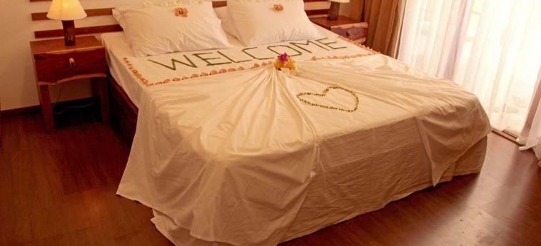 Dhiffushi White Sand Beach Hotel: Room - Club Single MALDIVAS
