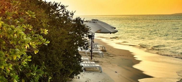 Dhiffushi White Sand Beach Hotel: Sauna MALDIVAS