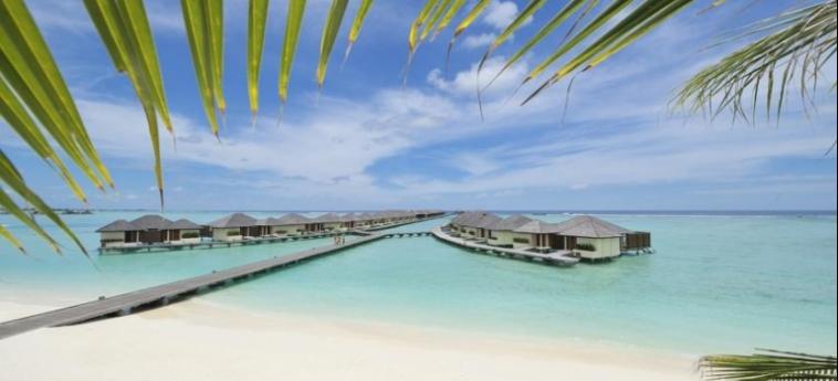 Hotel Paradise Island Resort & Spa: Exterior MALDIVAS