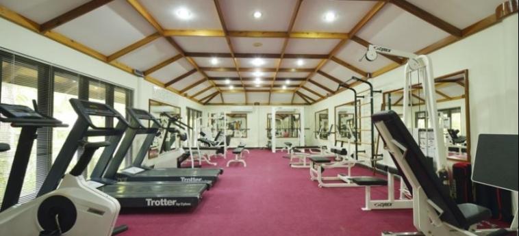 Hotel Paradise Island Resort & Spa: Gimnasio MALDIVAS