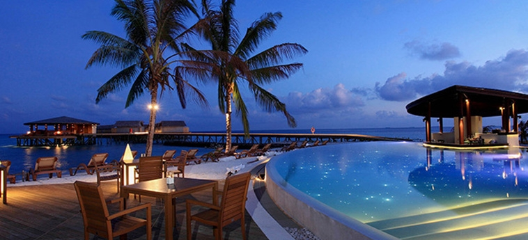 Hotel Centara Ras Fushi Resort & Spa Maldives: Piscina Esterna MALDIVE