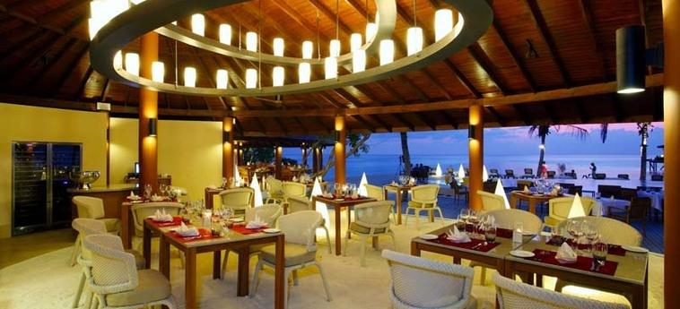 Hotel Centara Ras Fushi Resort & Spa Maldives: Ristorante MALDIVE