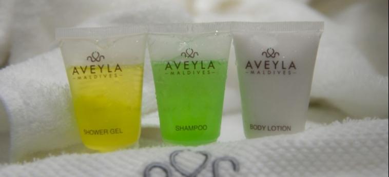 Hotel Aveyla Manta Village: Boutique MALDIVE