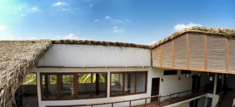 Hotel Aveyla Manta Village: Casinò MALDIVE