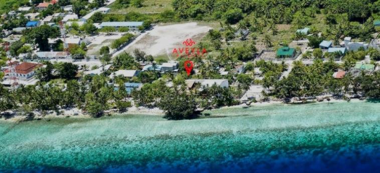 Hotel Aveyla Manta Village: Dormitorio 8 Pax MALDIVE
