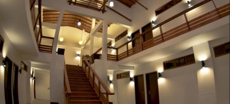 Hotel Aveyla Manta Village: Ingresso MALDIVE