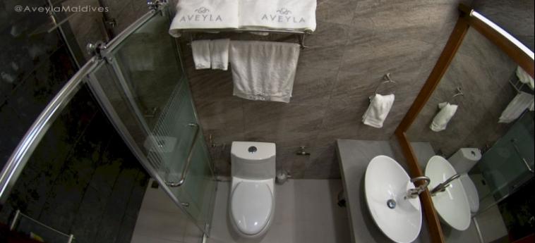 Hotel Aveyla Manta Village: Villette MALDIVE