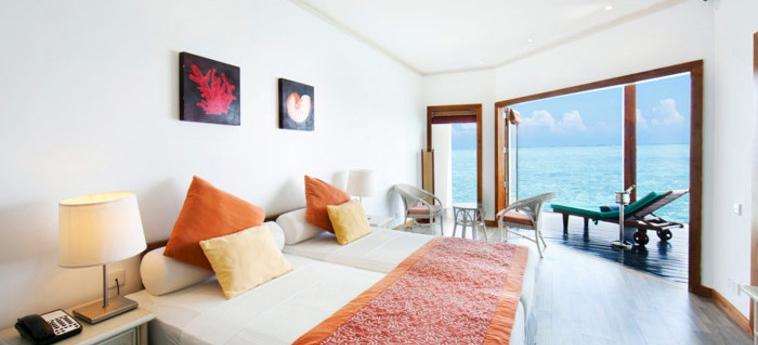 Hotel Adaraan Club Rannalhi: Camera Matrimoniale/Doppia MALDIVE
