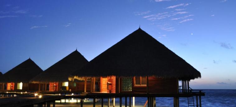 Hotel Adaraan Club Rannalhi: Esterno MALDIVE