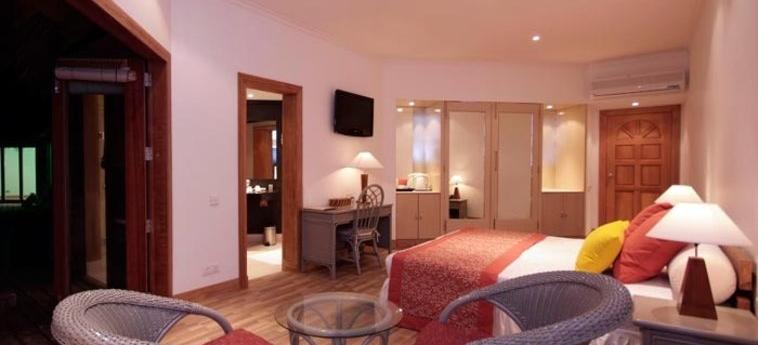 Hotel Adaraan Club Rannalhi: Villa MALDIVE
