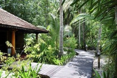 Hotel Gangehi Island Resort: Amphitheater MALDIVEN