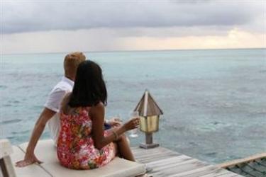 Hotel Gangehi Island Resort: Appartement Mercurio MALDIVEN
