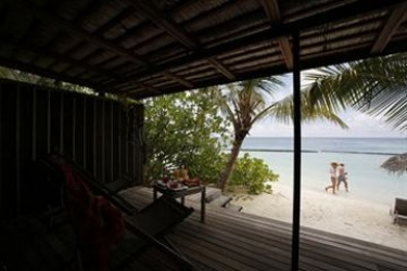 Hotel Gangehi Island Resort: Athenian Panorama Room MALDIVEN