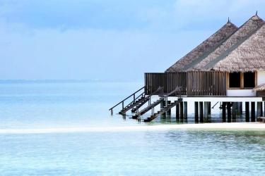 Hotel Gangehi Island Resort: Außen MALDIVEN