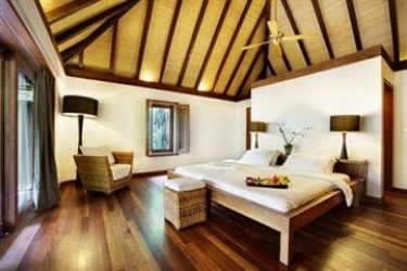 Hotel Gangehi Island Resort: Bankettsaal MALDIVEN