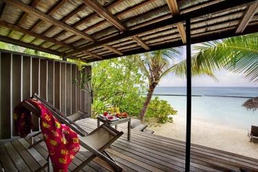 Hotel Gangehi Island Resort: Bungalow MALDIVEN
