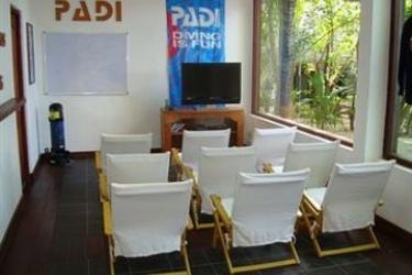 Hotel Gangehi Island Resort: Bunk-Bed Room MALDIVEN