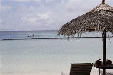 Hotel Gangehi Island Resort: Caffetteria MALDIVEN