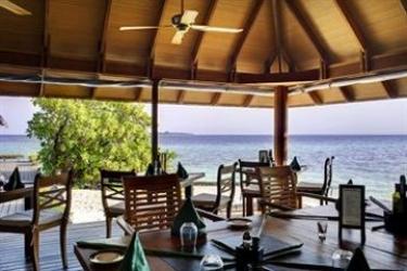 Hotel Gangehi Island Resort: Cottage MALDIVEN