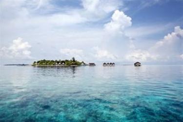 Hotel Gangehi Island Resort: Deluxe Zimmer MALDIVEN