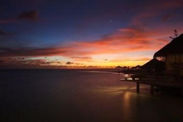 Hotel Gangehi Island Resort: Dining Area MALDIVEN