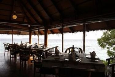 Hotel Gangehi Island Resort: Doppelzimmer MALDIVEN