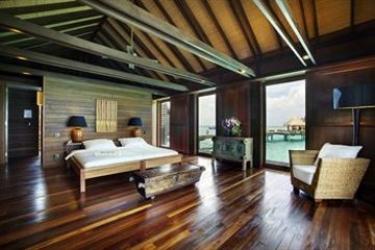 Hotel Gangehi Island Resort: Eingang MALDIVEN