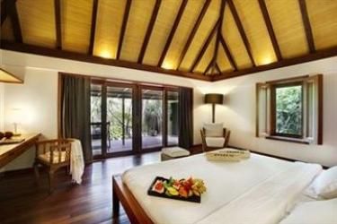 Hotel Gangehi Island Resort: Empfang MALDIVEN