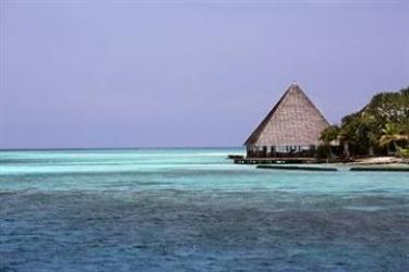 Hotel Gangehi Island Resort: Fassade MALDIVEN