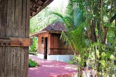 Hotel Gangehi Island Resort: Garten MALDIVEN