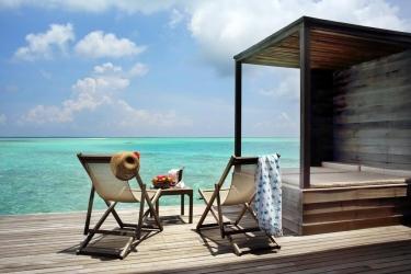 Hotel Gangehi Island Resort: Gästezimmer MALDIVEN