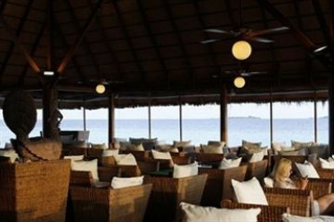 Hotel Gangehi Island Resort: Golfplatz MALDIVEN
